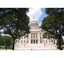 Rhode Island State House Photographic Print