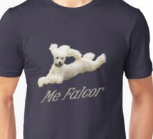 Me Falcor: Neverending Story Flying Poodle  Unisex T-Shirt