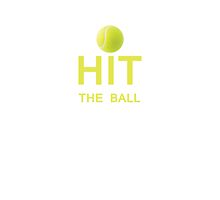 Hit the Ball Tennis by AbrahamMercury