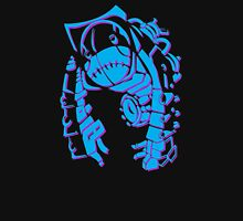 Metroid Fusion Nightmare - Blue T-Shirt
