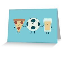 Dream Team Greeting Card