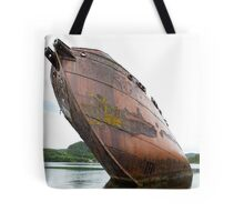 The Last Whaler Tote Bag