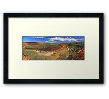 Kalbarri National Park - Western Australia  Framed Print