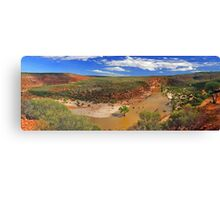 Kalbarri National Park - Western Australia  Canvas Print