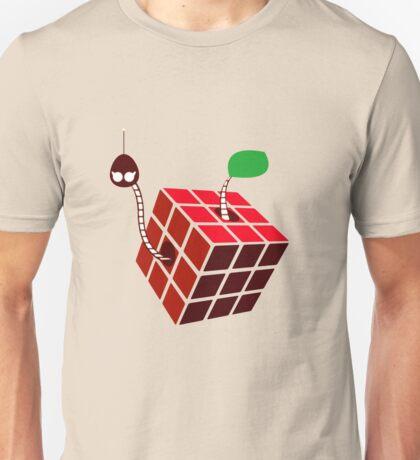 Mecha Worm Unisex T-Shirt