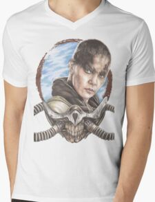 Imperator Furiosa Mens V-Neck T-Shirt
