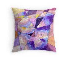 Cubist Pot Throw Pillow