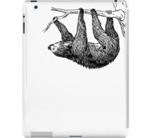 Vintage Sloth iPad Case/Skin