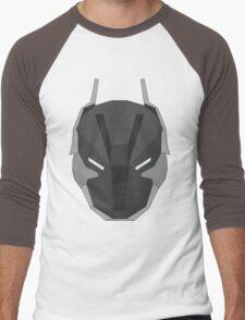 Arkham Knight Mask Men's Baseball ¾ T-Shirt