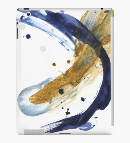 Oil and Water #51 iPad Case/Skin