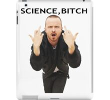 Jesse Pinkman - ''Science Bitch'' - Breaking Bad iPad Case/Skin