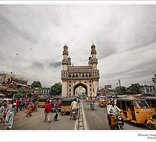 Charminar Freezed by Abhinav