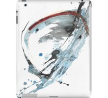 Oil and Water #52 iPad Case/Skin