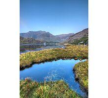 Ogwen's Pond Photographic Print
