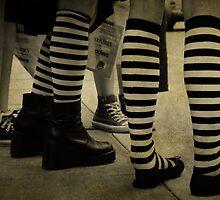 Cripes! Look At Those Stripes! by Paula McManus