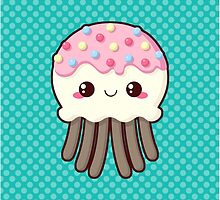Candy Covered Jellyfish by pai-thagoras