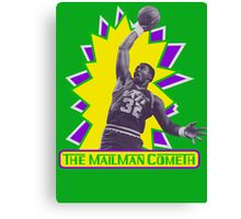 The MailMan Cometh Canvas Print