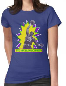 The MailMan Cometh Womens Fitted T-Shirt