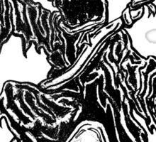 Thrashin' Reaper Sticker