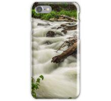 Flowing Rocky Mountain Stream iPhone Case/Skin