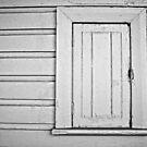 White Window by Evan Jones