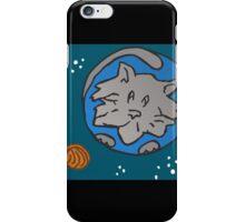 ZEEK visits Cat Planet iPhone Case/Skin