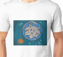 ZEEK visits Cat Planet Unisex T-Shirt