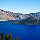 Crater Lake Wizard by Bob Moore