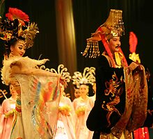 Beijing Opera by phil decocco