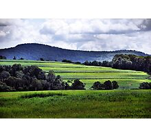 Vermont Countryside Photographic Print