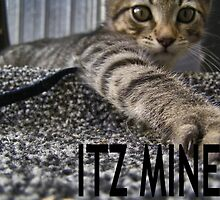 Itz Mine by MuscularTeeth