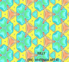 ( WILLY  )  ERIC WHITEMAN ART  by eric  whiteman