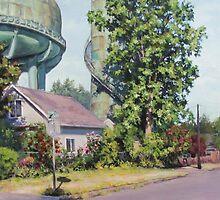 The Tower by Karen Ilari