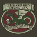 The Green Dragon by Rhonda Walker