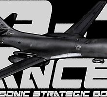 B-1 Lancer by deathdagger
