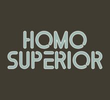 "The Tomorrow People ""Homo Superior"" by unloveablesteve"