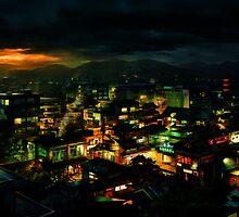 Tokyo by Nathalie Chaput