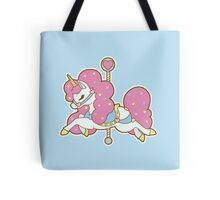 Carousel Unicorn Tote Bag