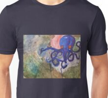 water ink Unisex T-Shirt