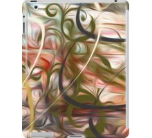 Abstract Colors Oil Painting #53 iPad Case/Skin