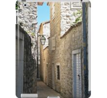 Narrow street iPad Case/Skin