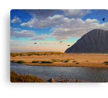Moro Rock Canvas Print