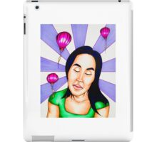 The Girl from Hoi An iPad Case/Skin