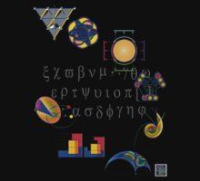 """""""Math Symbols 1""""© Kids Clothes"""