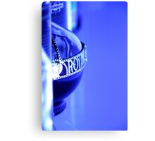 Royal Blue Canvas Print