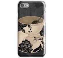 Vintage Cafe II iPhone Case/Skin
