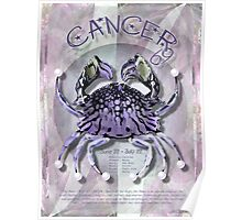 Zodiac Sign - Cancer, 2004 Poster