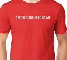 Red 3 Unisex T-Shirt
