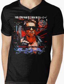 T-800 Mens V-Neck T-Shirt