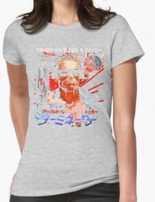 T-800 Womens Fitted T-Shirt